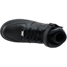 Buty Nike Air Force 1 Mid 07 M 315123-001 czarne 2