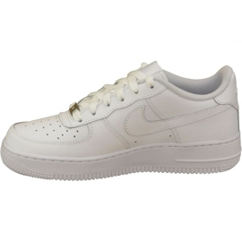 Buty Nike Air force 1 Gs Jr 314192-117 białe 1