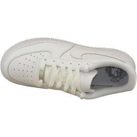 Buty Nike Air force 1 Gs Jr 314192-117 białe 2