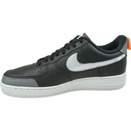 Buty Nike Air Force 1 '07 LV8 2 M BQ4421-002 czarne 1