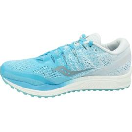 Buty biegowe Saucony Freedom Iso 2 W S10440-36 niebieskie 1