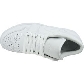 Nike Jordan Buty Jordan Air 1 Low M 553558-126 białe 2