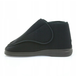 Befado obuwie męskie  pu orto 163M002 czarne 3