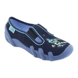Befado obuwie dziecięce 290X142 granatowe 2