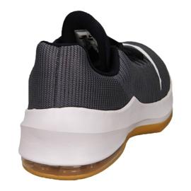 Buty Nike Air Max Infuriate 2 Low M 908975-042 czarne wielokolorowe 3