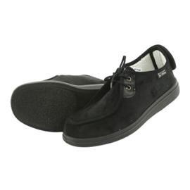 Befado obuwie damskie pu 387D005 czarne 6