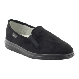 Befado obuwie damskie  pu 991D002 czarne 4