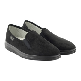Befado obuwie damskie  pu 991D002 czarne 5