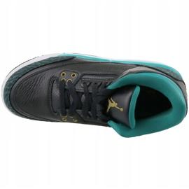 Nike Jordan Buty Jordan 3 Retro Gg 441140-018 czarne 2