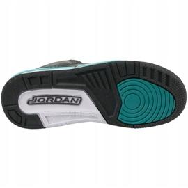 Nike Jordan Buty Jordan 3 Retro Gg 441140-018 czarne 3