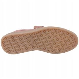 Buty Puma Basket Heart Copper W 365463-01 różowe 3
