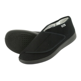 Befado obuwie męskie 071M001 czarne 5