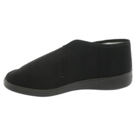 Befado obuwie męskie 071M001 czarne 3