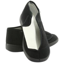 Befado obuwie męskie 071M001 czarne 6