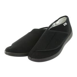 Befado obuwie męskie 071M001 czarne 4