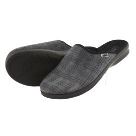 Befado obuwie męskie pu 548M002 szare 5