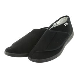 Befado obuwie damskie 071D001 czarne 4