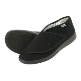 Befado obuwie damskie 071D001 czarne 5