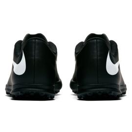 Buty piłkarskie Nike Bravatax Ii Tf Jr 844440-001 czarne czarny 5