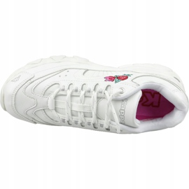Buty Kappa Felicity Romance W 242678-1010 białe 2