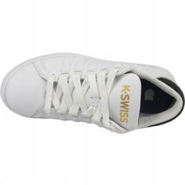 Buty K-Swiss Lozan Iii Tt Jr 95294-197 białe 2