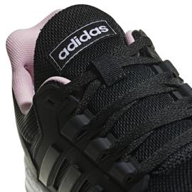Buty biegowe adidas Galaxy 4 W F36183 czarne 4