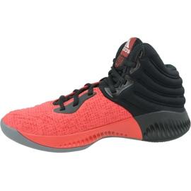 Buty adidas Mad Bounce 2018 M AH2693 czerwone czerwone 1