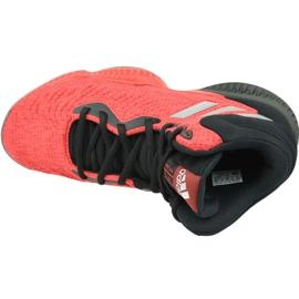 Buty adidas Mad Bounce 2018 M AH2693 czerwone czerwone 2