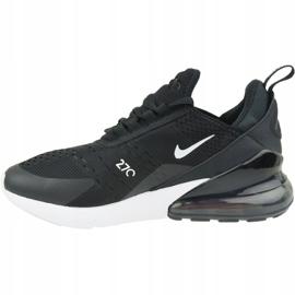 Buty Nike Air Max 270 Gs Jr 943345-001 czarne 1