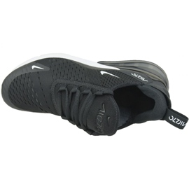 Buty Nike Air Max 270 Gs Jr 943345-001 czarne 2