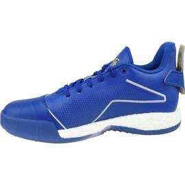 Buty koszykarskie adidas T-Mac Millennium M G27748 niebieskie wielokolorowe 1