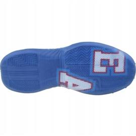 Buty koszykarskie adidas T-Mac Millennium M G27748 niebieskie wielokolorowe 3
