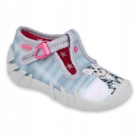 Befado obuwie dziecięce 110P365 1
