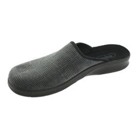 Befado obuwie męskie pu 548M014 szare 3