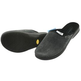 Befado obuwie męskie pu 548M014 szare 5
