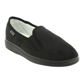 Befado obuwie damskie  pu 991D002 czarne 1