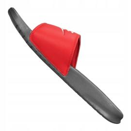 Klapki Nike Benassi Jdi Slide M 343880-028 czerwone 1