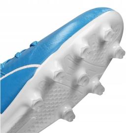 Buty piłkarskie Puma King Pro Fg M 105608-04 niebieskie niebieskie 2