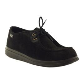 Befado obuwie damskie pu 871D004 czarne 3
