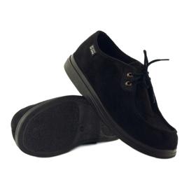Befado obuwie damskie pu 871D004 czarne 5