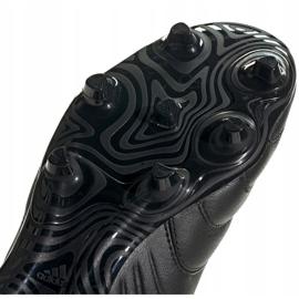 Buty piłkarskie adidas Copa 20.3 Fg M G28550 czarne niebieskie 1