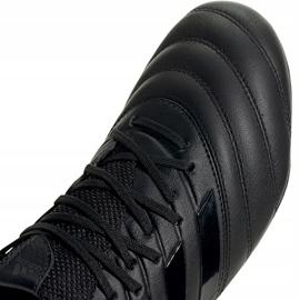 Buty piłkarskie adidas Copa 20.3 Fg M G28550 czarne niebieskie 2