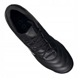 Buty piłkarskie adidas Copa 20.3 Fg M G28550 czarne niebieskie 3
