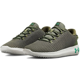 Buty Under Armour Ripple M 3021186-300 zielone 3