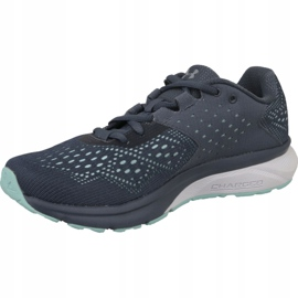 Buty Under Armour W Charged Rebel W 1298670-100 szare 1