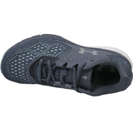 Buty Under Armour W Charged Rebel W 1298670-100 szare 2