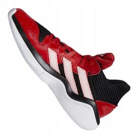 Buty adidas Harden Stepback M EG2768 czerwone czerwone 2