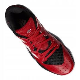 Buty adidas Harden Stepback M EG2768 czerwone czerwone 4