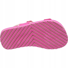 Buty Lacoste Sol 119 Jr 737CUC00222J4 różowe 3