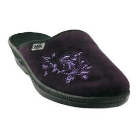 Befado obuwie damskie pu 219D425 fioletowe 6